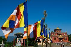 Centro Budista Khadro Ling  #budismotibetano #lifestyle #Rinpoche #travelphotographer #Buddha #chagdudgonpa