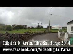 Ribeira D´Areia e Fajã, Ilha São Jorge Abril 2014