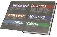See how staffs creatively set the tone for their yearbook right on the cover, using special materials and effects.