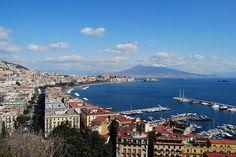 Napoli, city sight