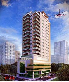 WWW.FSIMOBILIARIA.COM: Ref: 644  - Green Gold Residence  - 03 Suítes  - M...