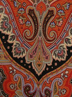 Paisley Art, Indian Ethnic, Lawn, Africa, Textiles, Asian, Illustrations, Mood, Embroidery