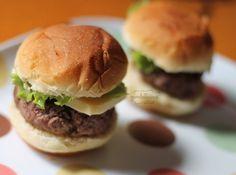 Mini-Burger & Maionese com Páprica Picante | Gordelícias