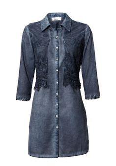 Купить туники и блузки в QUELLE.