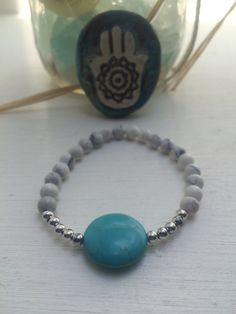 Handmade bracelet for a cure by Cbeadz on Etsy
