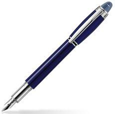 Montblanc Starwalker Cool Blue Fountain Pen 9976