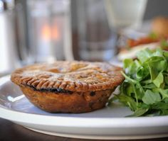 Comstock Saloon's Pot Pie - San Francsico