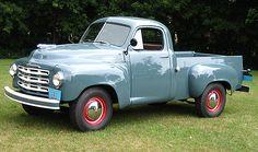 Vintage Studebaker Pick-Up