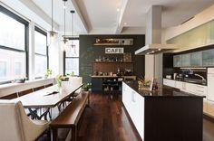 Contemporary Kitchen by Peti Lau Inc.