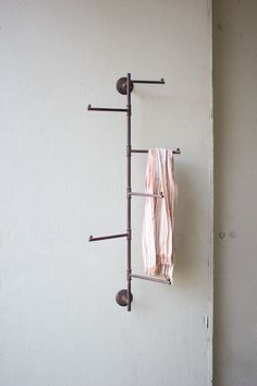 The Kalalou Rustic Wall Swivel Coat Rack is plain and simple. This Kalalou Coat Rack is an elegant and rustic item. This Rustic Wall Swivel Coat Rack will be a Space Furniture, Furniture For Small Spaces, Accent Furniture, Furniture Vintage, Farmhouse Furniture, Industrial Furniture, Furniture Ideas, Modern Furniture, Furniture Design