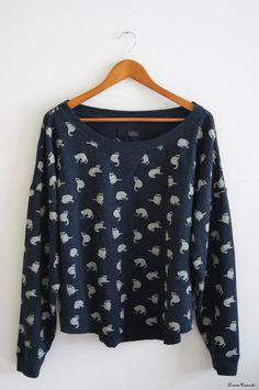 kitty sweater♥
