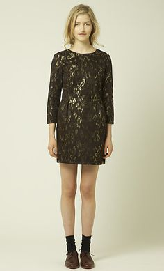 steven alan fw12- there's a dress like this at forever the 21. mine!