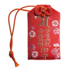 Charms amulet study omamori from Kofuku-ji temple of Nara in Japan