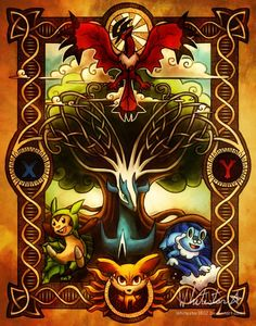Pokemon X & Y  https://www.facebook.com/pages/The-Nerd-Rave/113442648801172