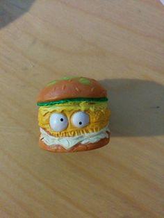 Horrid Hamburger - 1-007