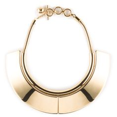 Lanvin Oracle Necklace ($1,145) ❤ liked on Polyvore