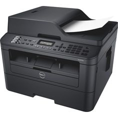 New Dell E515dw Monochrome Laser Multifunction Wireless Printer with Toner