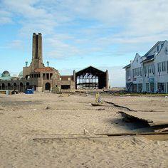 Asbury Park after Sandy