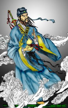 According to the Taoist tradition, the Birthday of Patriarch Lu Chunyang (呂純陽祖師聖誕 Lu Chunyang Zushi Shengdan) is observed on the 14th day of the 4th Chinese lunar month. Lu Chunyang (呂純陽), whose name means Lu of Pure Yang, is better known by his popular name Lu Dongbin (呂洞賓). He is a well known character in secular Chinese culture and is one of the famous Eight Immortals.