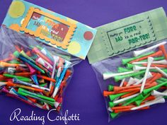 Painted Tees and Free Tags {Father's Day Gift Idea} from Reading Confetti