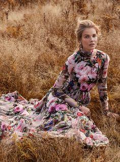 Vogue Russia February 2016 Suvi Riggs by Sebastian Kim