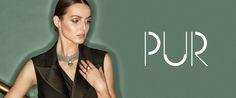 PUR-Schmuck als Best of DesignerSchmuck-Marke in Szene gesetzt