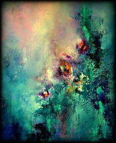 Tableau / Art / Art abstrait /Jaanika Talts2