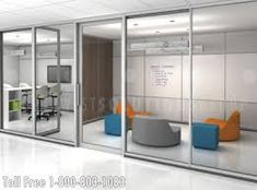 Image result for writable glass walls