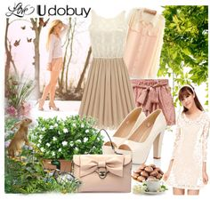 """UDOBUY - SPRING"" by fantasiegirl ❤ liked on Polyvore"