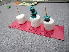 Place value activity math-madness