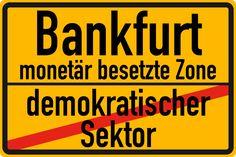 ❌❌❌ Die BaFin hätte die wunderbare Gelegenheit gehabt, bereits jetzt den weltweiten Finanzmarkt zu verschrotten. Diese Gelegenheit hat sich verpasst und damit womöglich auch die historische Gelegenheit, dass Deutschland als Auslöser der größten Finanzkatastrophe aller Zeiten gelten darf. Aber noch sind Hopfen und Malz nicht verloren, warten wir auf die kommen Einschläge in der Bankenlandschaft von Bad Bank. ❌❌❌ #BaFin #Finanzcrash #DeutscheBank #Crash #Bankenaufsicht #BadBank #Bankfurt