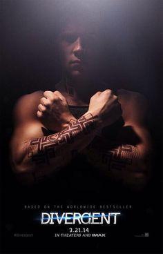 Eric: Divergent Movie Poster