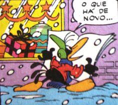 Ilustração de Walt Disney.