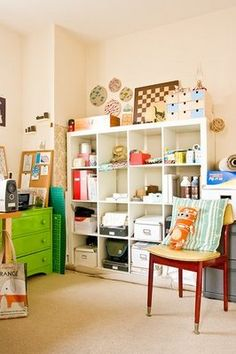 Expedit Shelves Idea