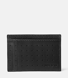 610 Leather ID Wallet