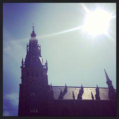 Sunny day @ Schagen the Netherlands May 7 '13