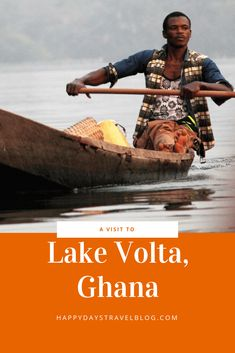 Everything you need to know if you're planning to visit Lake Volta in Ghana, including information about the lake, Akosombo town and Akosombo dam. Ghana Travel, Africa Travel, Lake Volta, Amazing Destinations, Travel Destinations, Unique Hotels, West Africa, Weekend Trips