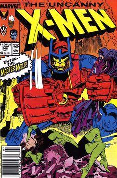 Uncanny X-Men Vol 1 246 - Marvel Comics Database