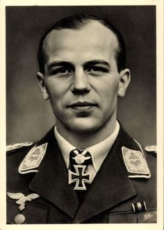 Major Helmut Wick, Luftwaffe,
