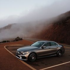 Mercedes Benz - Earlier this week, @ryanplett—and the 2015 C-Class Sedan—took an early-morning t