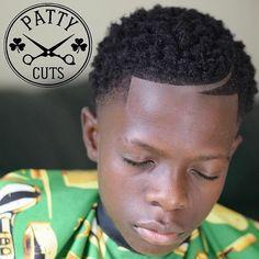 Coupe pour garçon aux cheveux bouclés : Patty Cuts