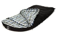Favorite Camping Gear  | Grizzly by Black Pine 50 Degree F Canvas Sleeping Bag BlackGrizzly by Black Pine 50 Degree F Canvas Sleeping Bag Black >>> Click image for more details. Note:It is Affiliate Link to Amazon.