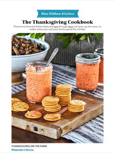 """The Thanksgiving Cookbook"" from Country Living, November 2017. Read it on the Texture app-unlimited access to 200+ top magazines."