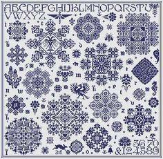 paradigm.jpg (56926 bytes) #embroidery #sampler #german