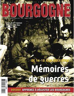 Bourgogne Magazine, N°39, septembre/octobre 2014