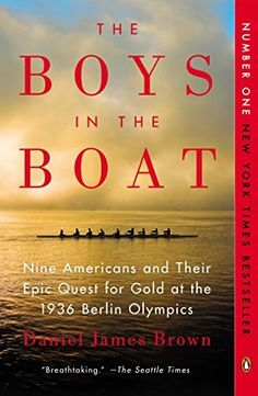 The #1 New York Times–bestselling story about American Olympic triumph in Nazi Germany For readers of Unbroken, out of the depths of the Depression comes an irresistible story about beating the odds and finding hope in the most desperate of times—the improbable, intimate account of how nine working-class boys from the American West showed the world at the 1936 Olympics in Berlin what true grit really meant. It was an unlikely quest from the start. With a team composed of the sons of loggers…