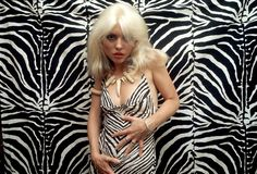 """forever-blondie: """" """"Debbie Harry photographed by Chris Stein """" """""""