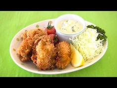 Kaki Furai (Deep Fried Oyster) is a popular dish in winter. I used to hate oyster when I was small but now I can eat it ;) My darling and I love to eat it wi...