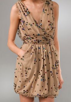 Garden Dress by Chris Benz - dying over this.
