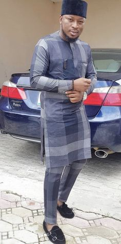 African Shirts For Men, African Dresses Men, African Attire For Men, African Clothing For Men, African Fashion Ankara, African Print Fashion, Nigerian Men Fashion, Muslim Fashion, Native Wears
